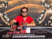 Georgios Vrakas campeão PokerStars National High Roller