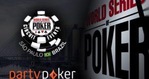 WSOP Circuit Uruguai satélite partypoker