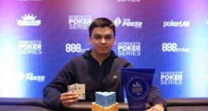 Alexandre Ferreira - Campeão Win The Button - NPS Recife
