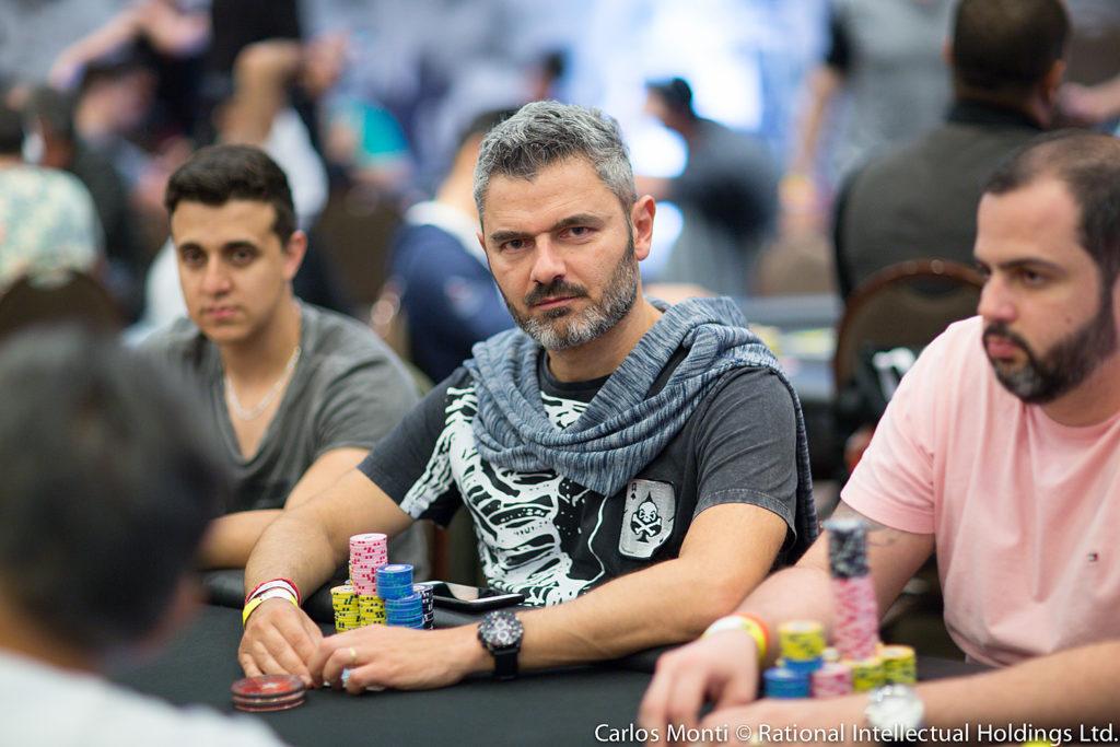 David Santarelli - BSOP100 (Créditos: Carlos Monti)