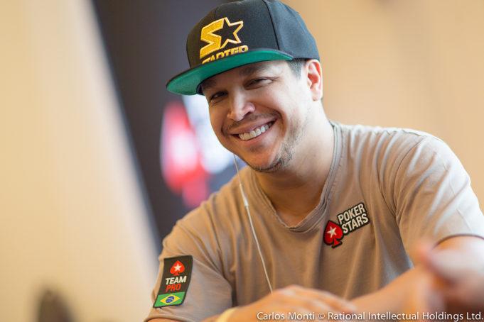Felipe Mojave - BSOP100 (Créditos: Carlos Monti)