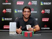 Felipe Brasil - Campeao 6 Handed Turbo Knockout - BSOP100