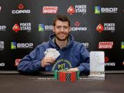 Luiz Felipe Muller - Campeao Dealers Choice - BSOP100
