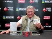 Lisandro Parino - Campeao Freezout Knockout - BSOP100