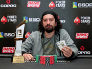Nicolas Velarde - Campeao High Roller - BSOP100