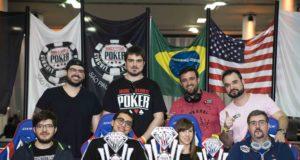 Mesa final Super High Roller - WSOP Brazil