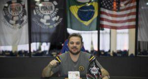 Rodrigo Garrido - Campeão 8-Game WSOP Brazil