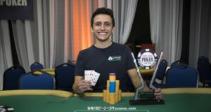 Ramon Sfalsin - Campeão Hot Turbo - WSOP Brazil