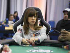 Kristen Bicknell - WSOP Brazil