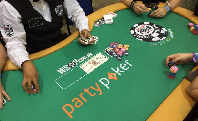 WSOP Brazil - partypoker