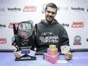 Murilo Reis - Campeão Main Event - Quinta Etapa CPH