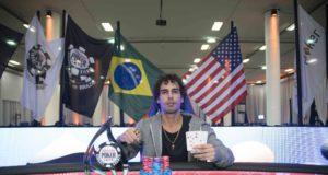 Fred Volpe - Campeão Big Bet 6-Max - WSOP Brasil
