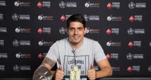 Fernando Morhy - Campeão Evento 8 - PokerStars Festival Uruguai