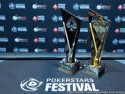 PokerStars Festival Uruguai - Troféus