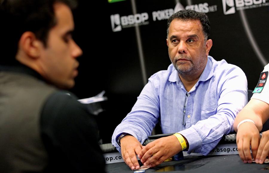 Robson Rodrigues - Torneio dos Campeões - BSOP100 Foz do Iguaçu
