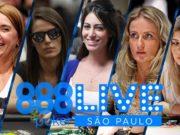 Ladies Event - 888Live São Paulo