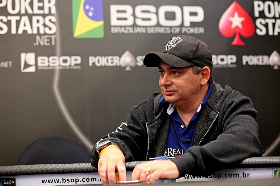 Wilson Calixto Torneio dos Campeões - BSOP100 Foz do Iguaçu