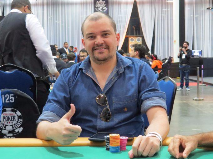 Rafael Caiaffa - WSOP Brasil