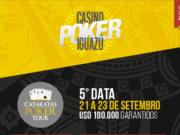 Cataratas Poker Tour - Casino Iguazú