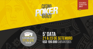 Cataratas Poker Tour - Casino Iguazú