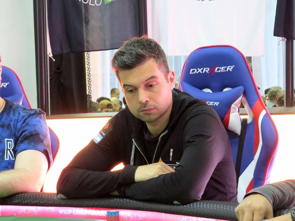 Richard Dubini - WSOP Brazil