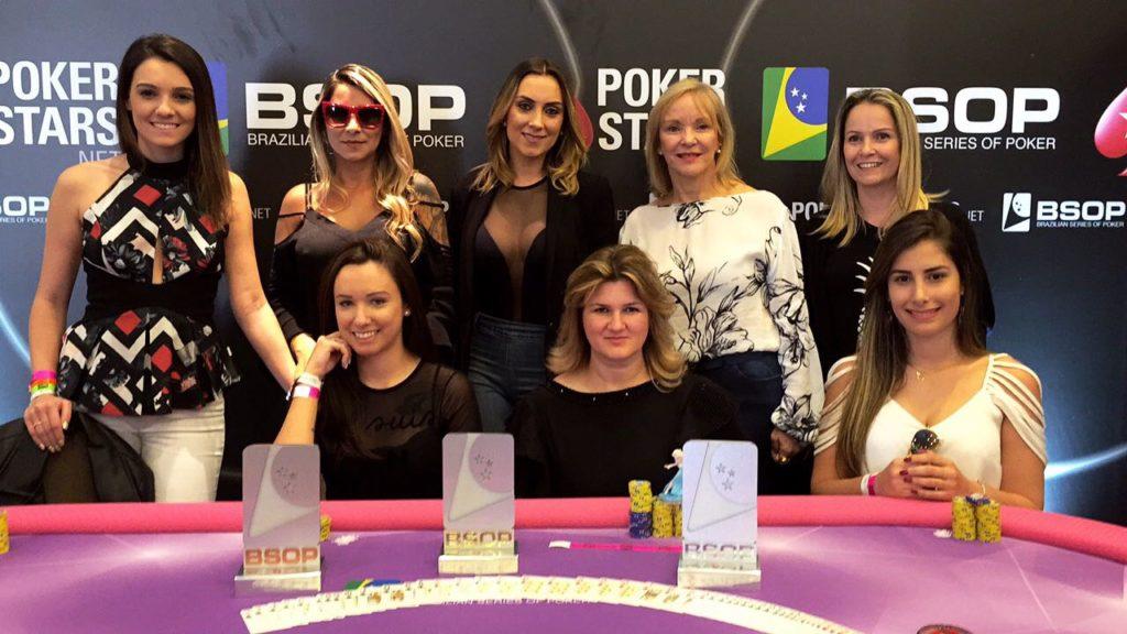 Mesa final Ladies Event - BSOP100