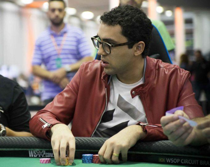 Rafael Moraes - WSOP Brazil