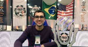 Rafael Moraes - Campeão Super High Roller WSOP Brazil