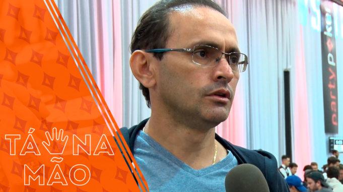 Tá na mão: Oderlândio Moura - WSOP Brazil