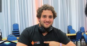 João Simão - WSOP Brazil