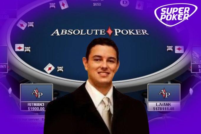 Scott Tom, fundador do Absolute Poker