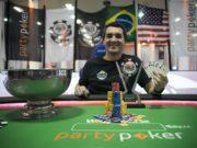 Leonardo Toddasso - Campeão PLO Dealer's Choice - WSOP Brazil