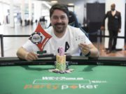 Marcos Antunes - Campeão Party Challenger - WSOP Brasil