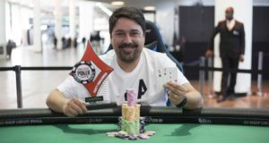 Marcos Antunes - Campeão Party Challenger - WSOP Brasil