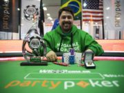 Marcos Antunes - Campeão Main Event Turbo - WSOP Brazil