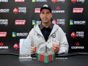 Luis Renato Campelo - Campeao Dealers Choice - BSOP Curitiba