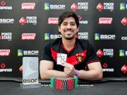 Douglas Lopes - Campeão Hyper Turbo Knockout - BSOP Curitiba