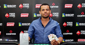 Wender Oliveira - Campeão Pot Limit Omaha - BSOP Curitiba