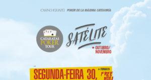 Satélite freeroll para o Cataratas Poker Tour