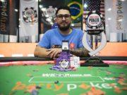 Andrew Zeus - Campeão Main Event - WSOP Brasil