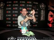 Gary McGinty campeão do Main Event do PokerStars Festival Dublin
