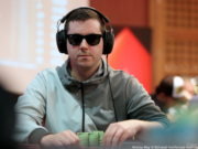 Gary McGinty chip leader PokerStars Festival
