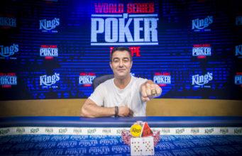 Hossein Ensan campeão da WSOP República Tcheca