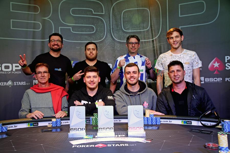 Mesa final - Start-Up - BSOP Curitiba