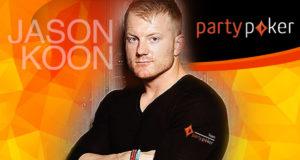 Jason Koon partypoker