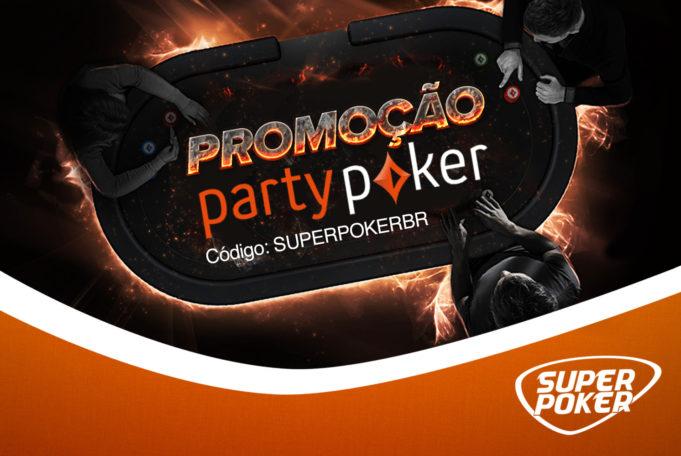 Promoção partypoker