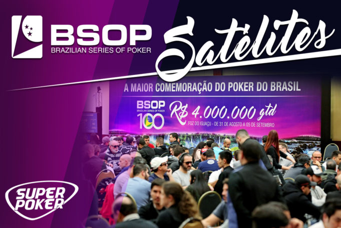 Satelites online para o BSOP