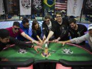 Mesa final Main Event - WSOP Brazil