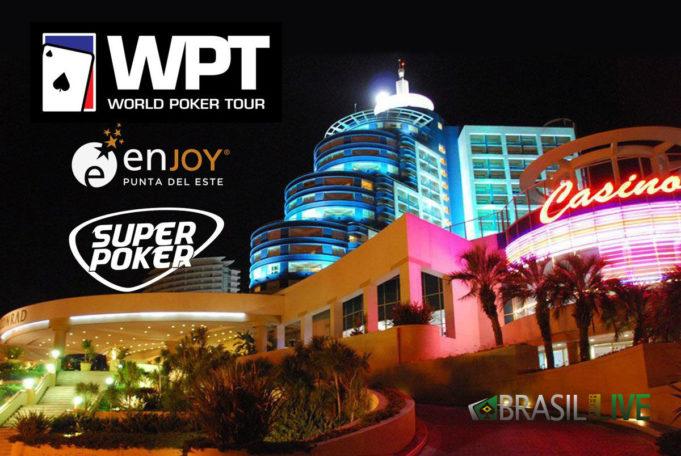 WPT Uruguai no Enjoy Punta del Este