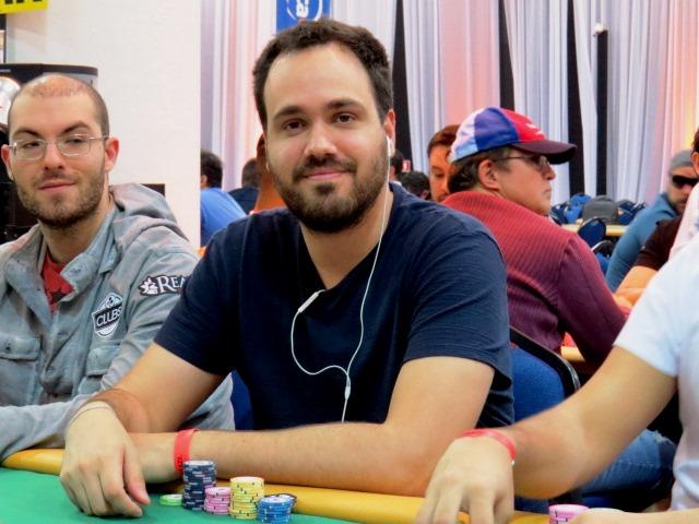 Bernardo Dias - WSOP Brazil